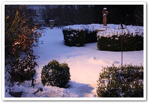 Impressionen aus unserem Wintergarten