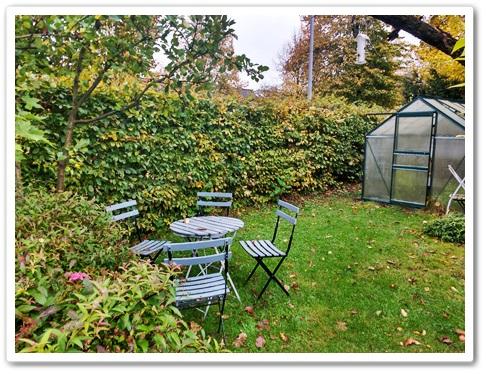 Herbst im Garten Landgeflüster